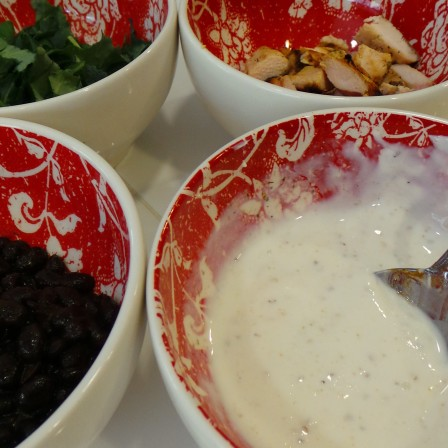 Healthy Greek Yogurt Dressing