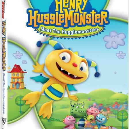 Henry HuggleMonster : Meet the HuggleMonsters
