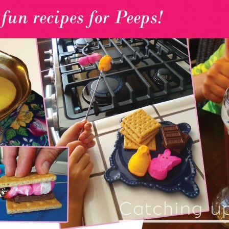 Three fun things to do with Peeps!