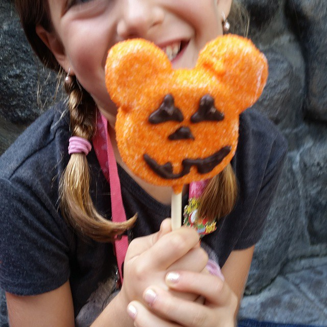 Special Halloween Treats at Disneyland