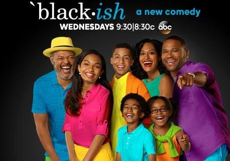 Interview with ABC's black-ish creator and cast!
