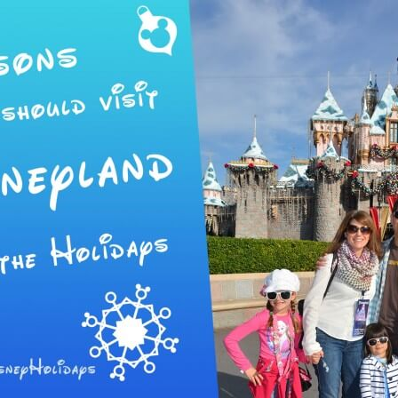 8 reasons to visit the Disneyland Resort during the Holidays!