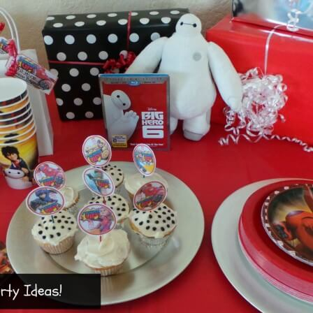 Big Hero 6 Party Ideas!