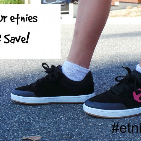 Show your etnies Style & Save! *Giveaway*