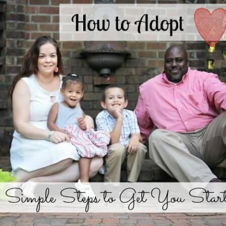 How to Adopt – broken down into simple steps!