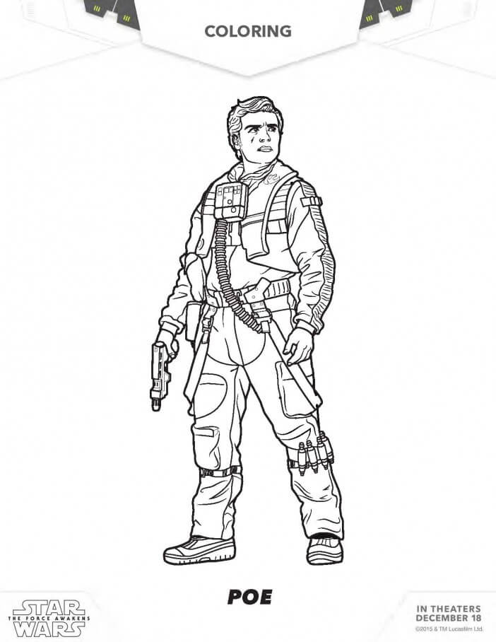 Star Wars coloring pages, The force awakens coloring pages Lego Star Wars R2d2 Coloring Pages