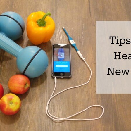 Tips for a Healthy New Year!