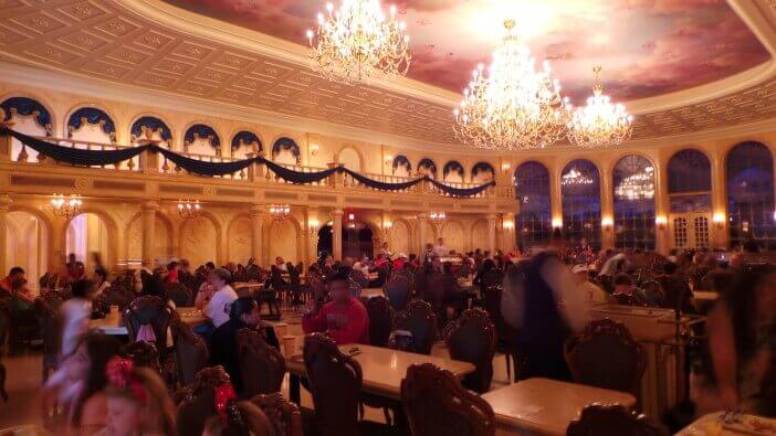 ball room be our guest