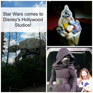 Star Wars is now at Disney's Hollywood Studios!