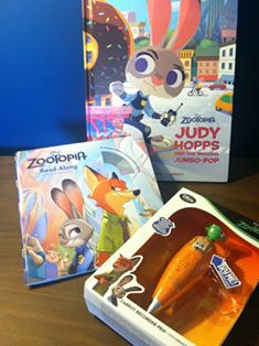zootopia gifts