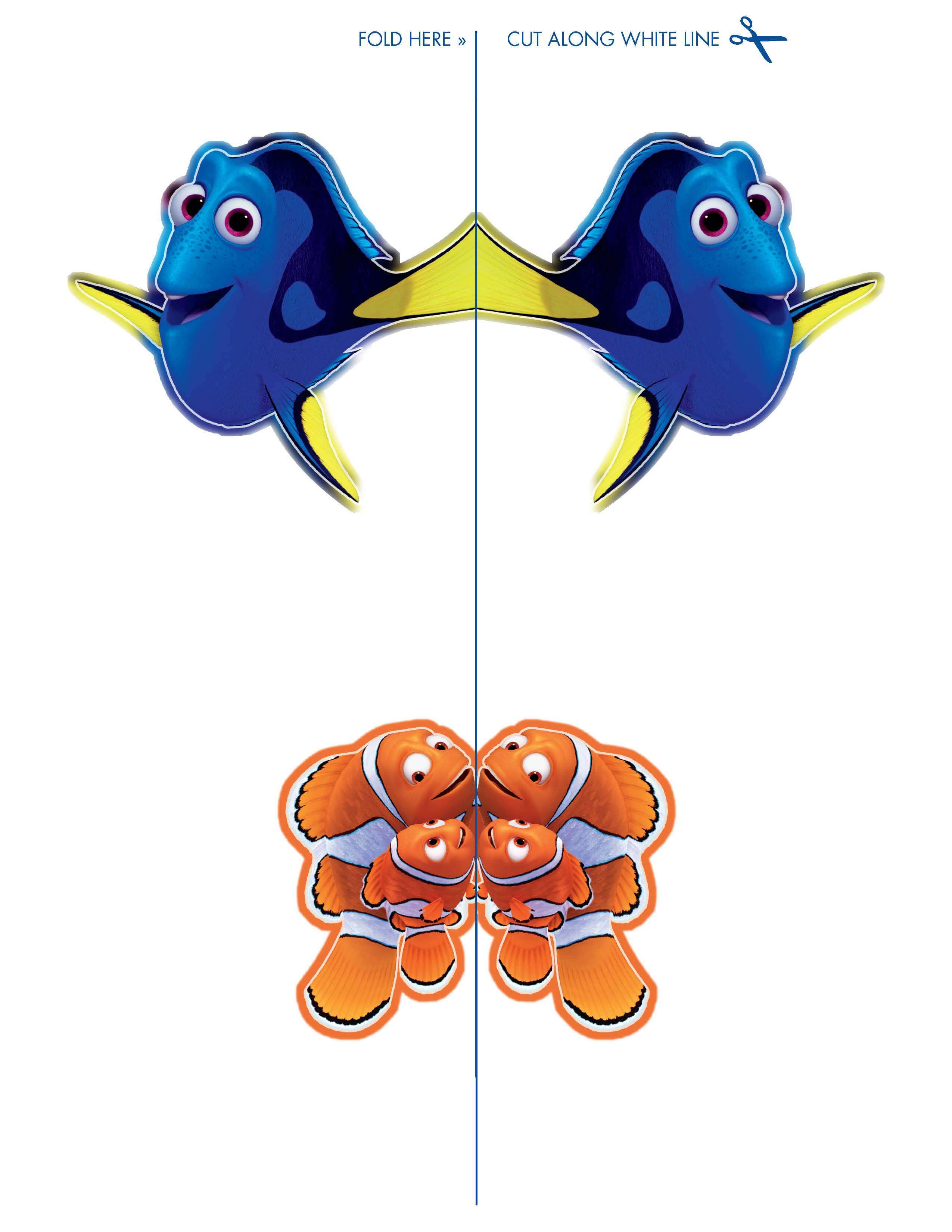 Finding dory coloring pages and coloring on pinterest finding nemo - Finding Dory Printable Mobile