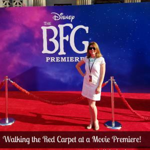 the bfg movie premiere