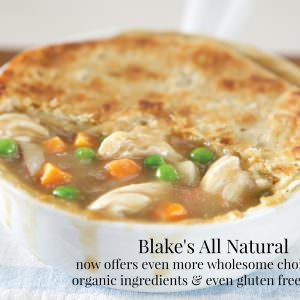 Gluten Free Pot Pies by Blake's All Natural