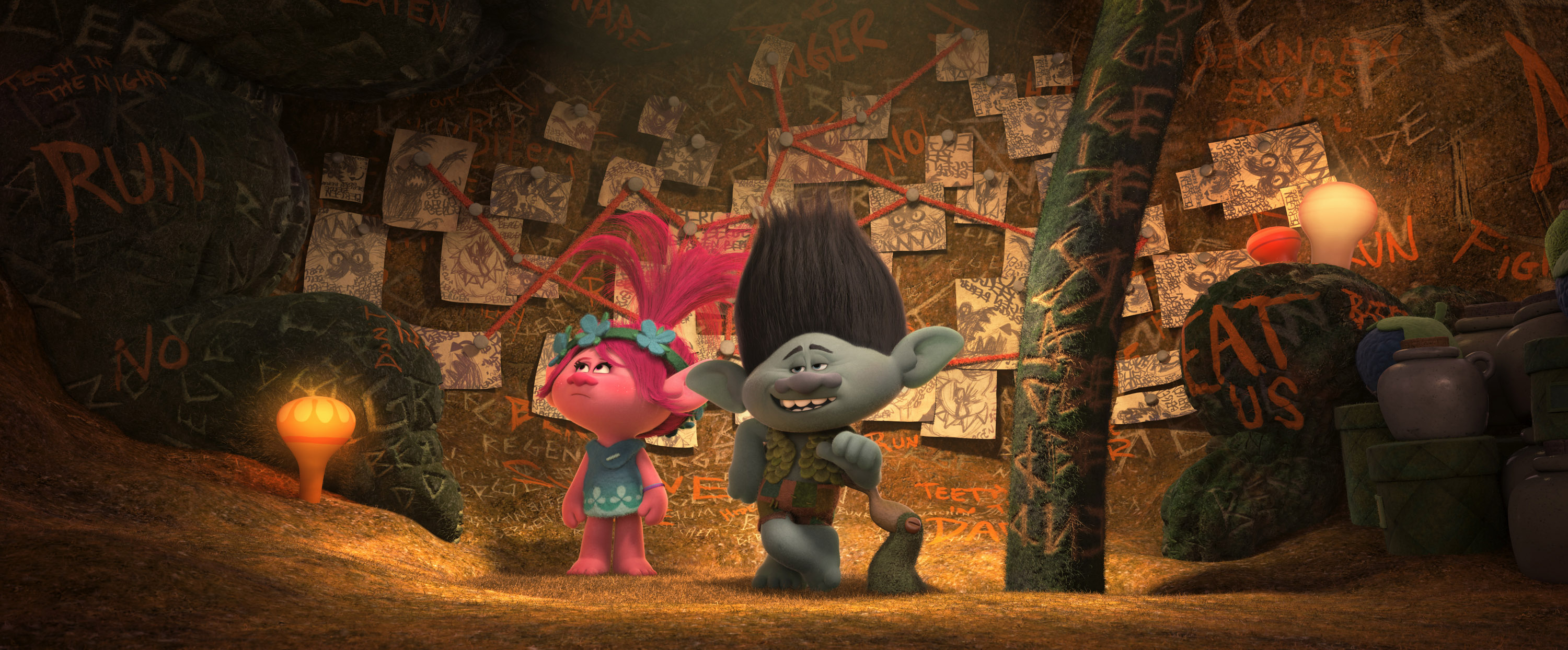 Trolls By Dreamworks Starring Justin Timberlake And Anna