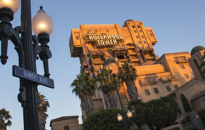 tower of terror disney