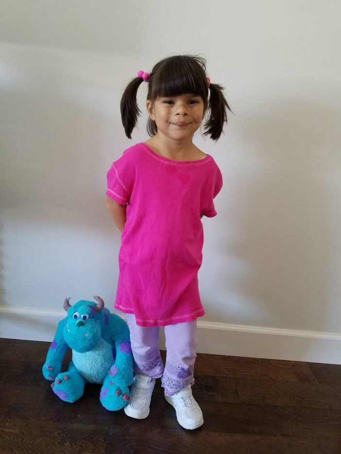 boo sully costume