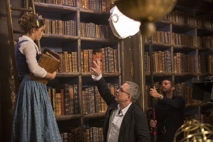 behind the scenes beauty and the beast