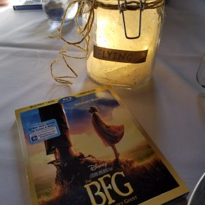 The BFG Blu-Ray bonus features!