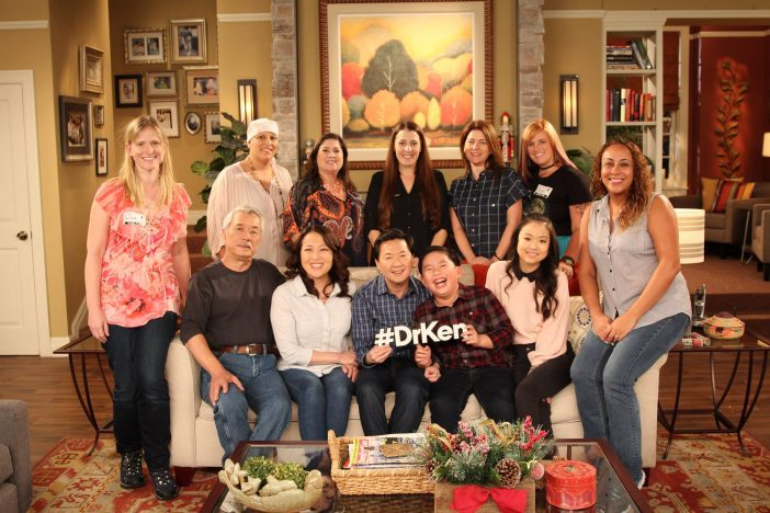 Doctor Ken Group Shot