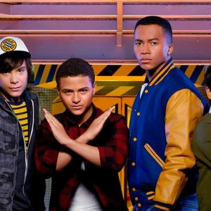 An interview with the cast of MECH-X4