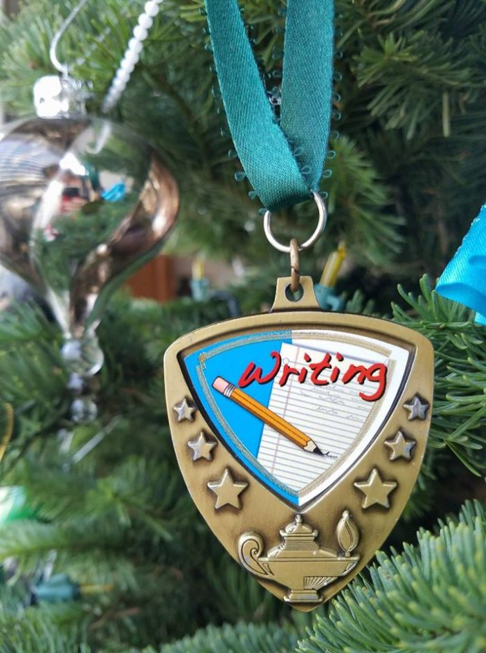 diy award ornament