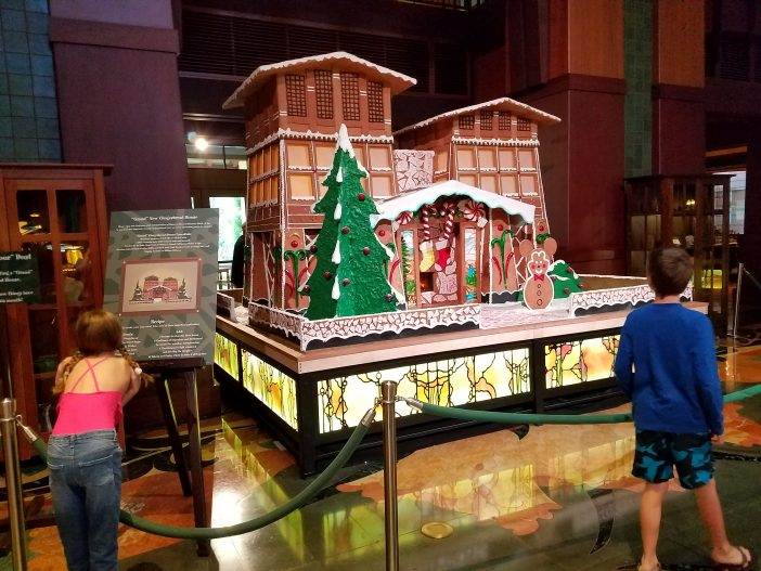 gingerbread grand californian
