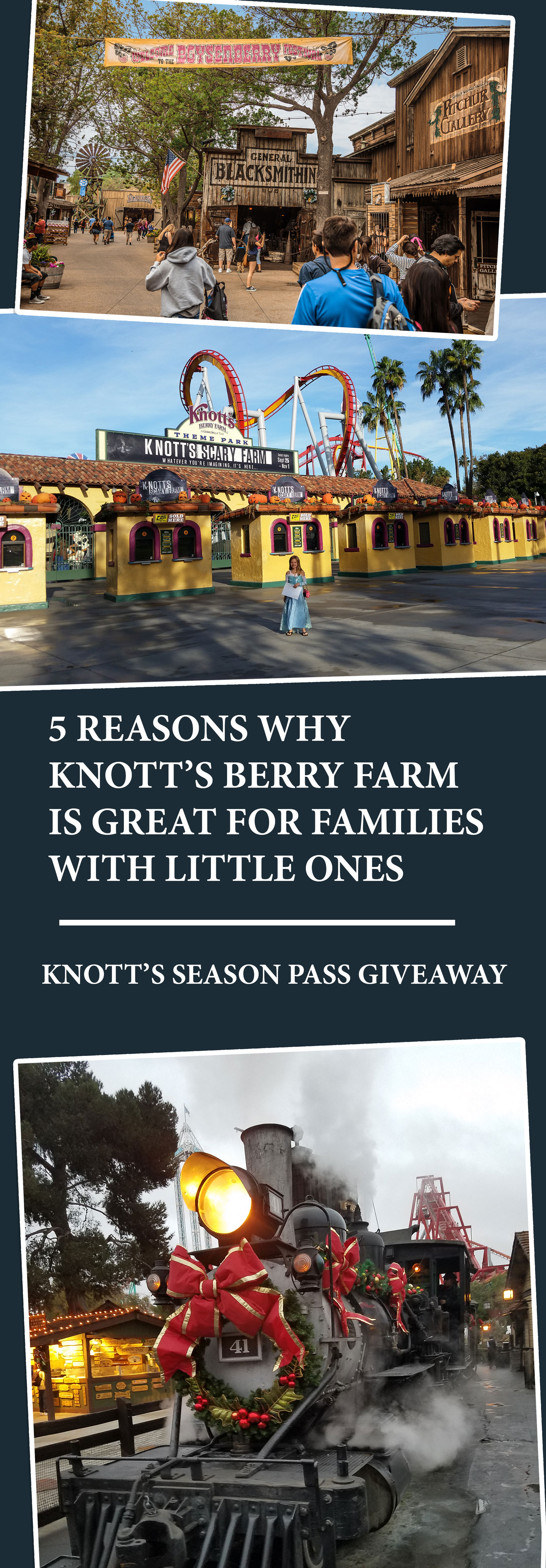 knotts berry farm giveaway