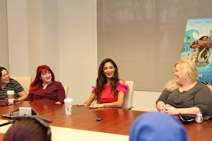 An interview with Nicole Scherzinger about being Sina