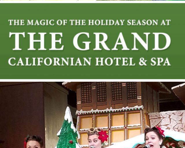 The Grand Californian Hotel & Spa