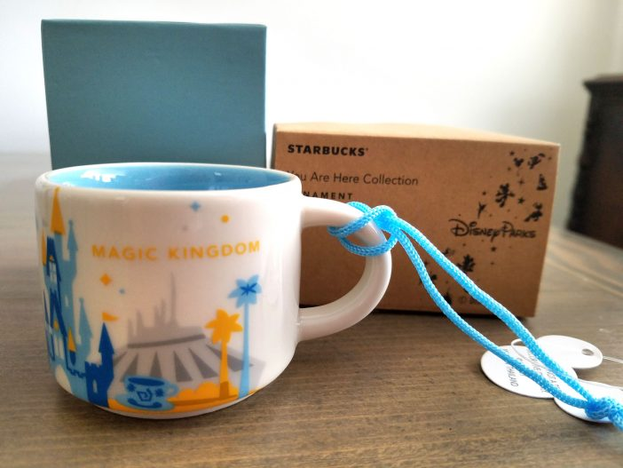 you are here collection disney mug