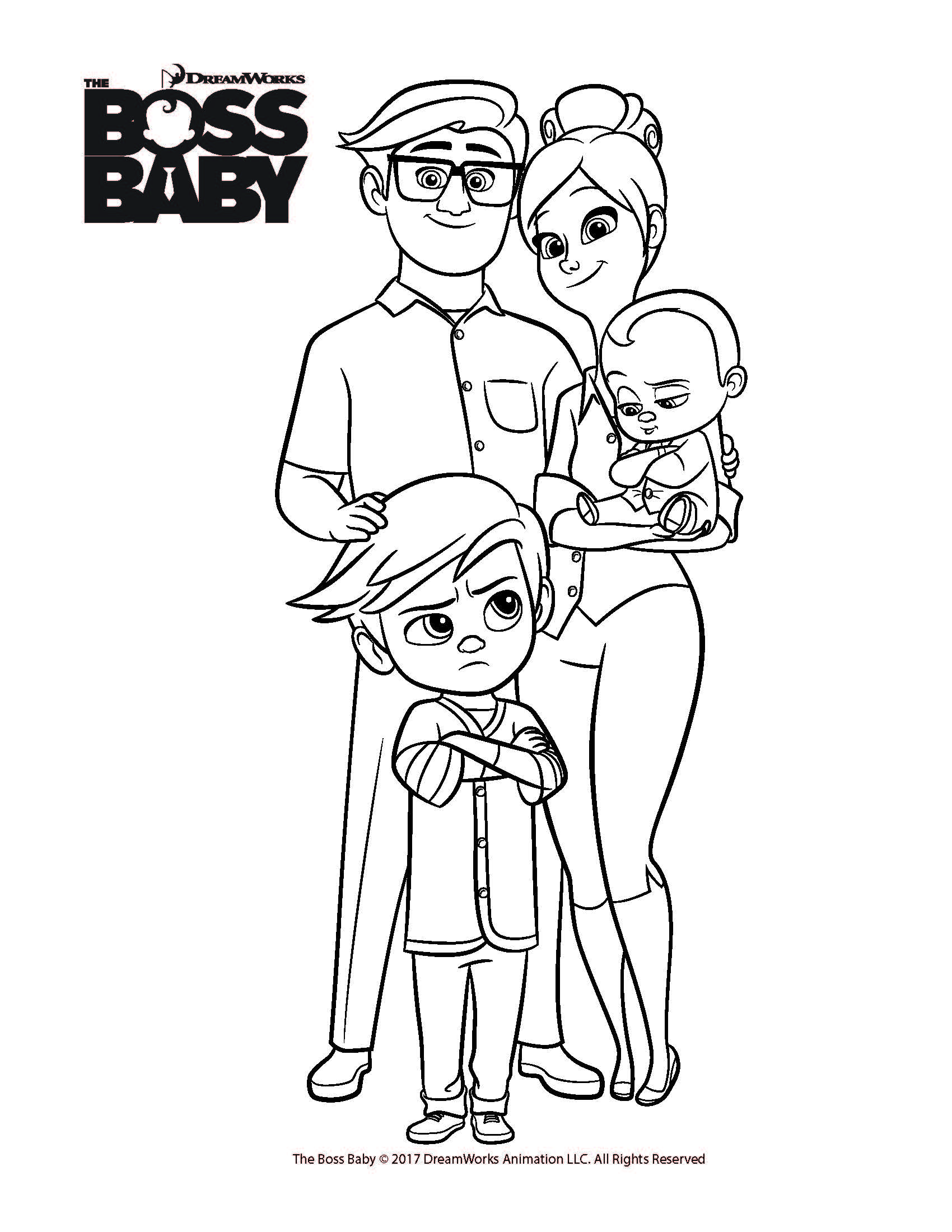 Coloring sheets of babies - Boss Baby Coloring Pages 13 Coloring Pages For Kids Pinterest Boss Baby And Babies