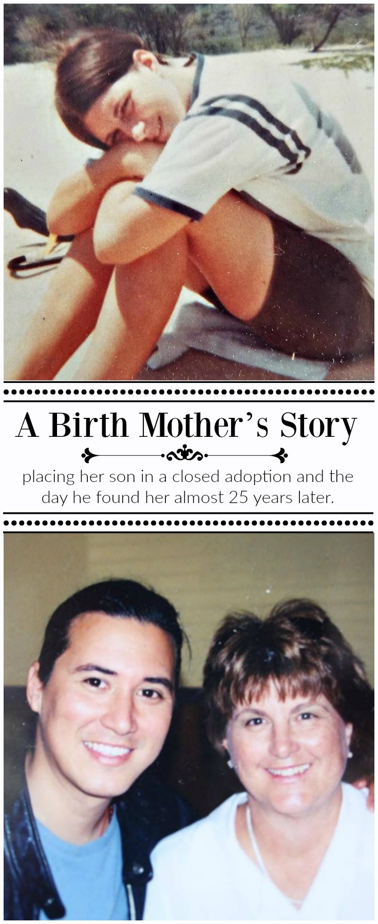 birth mother shares her story