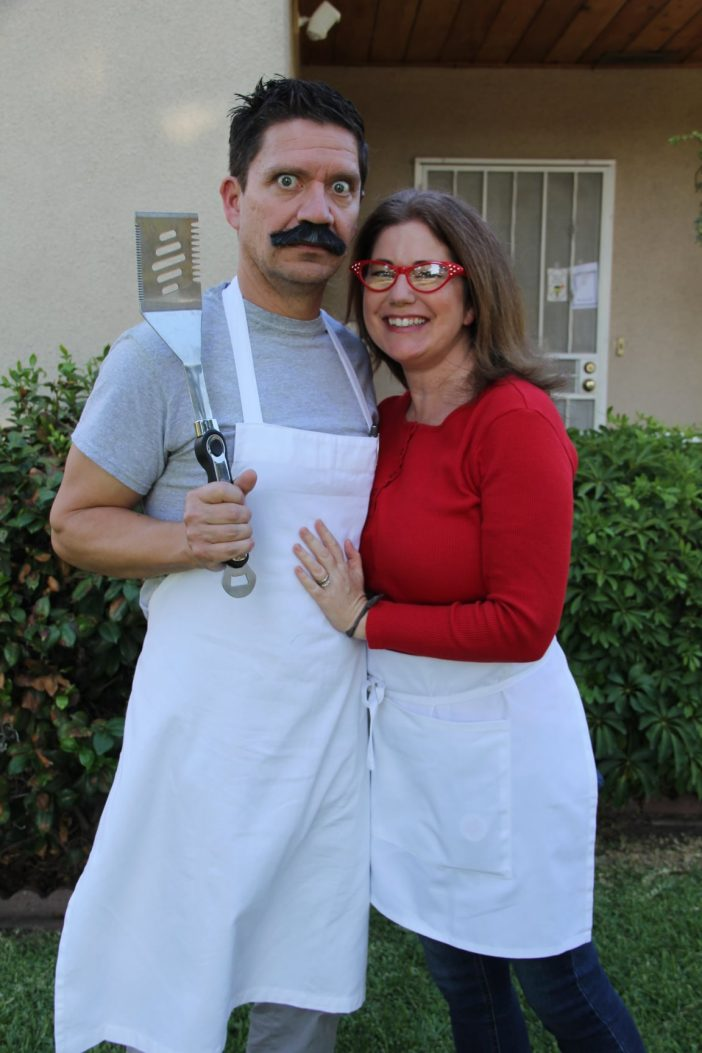 bobs burger couples costumes