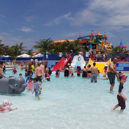 Legoland Water Park : San Diego Attraction