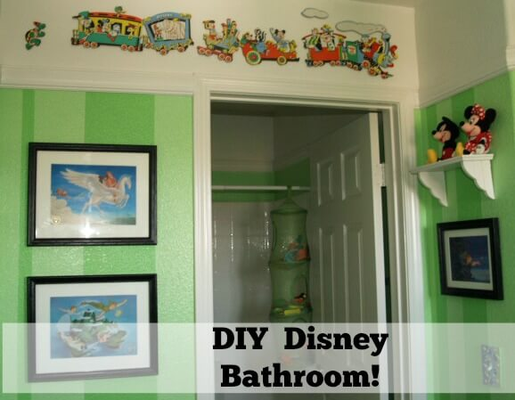 Disney Bathroom