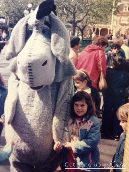 Eeyore Throwback Thursday