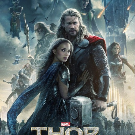 THOR: THE DARK WORLD Sneak Peek