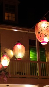 Blue Bayou Lanterns