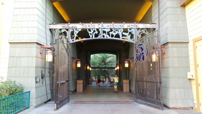 The Grand Californian Hotel Downtown Disney