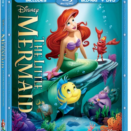 "Disney's ""The Little Mermaid : Diamond Edition"""