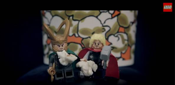 LEGO Thor & Loki Video
