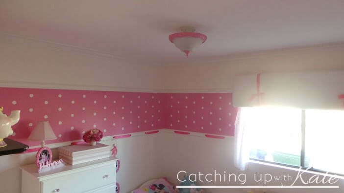 Minnie Mouse Bowtique Room