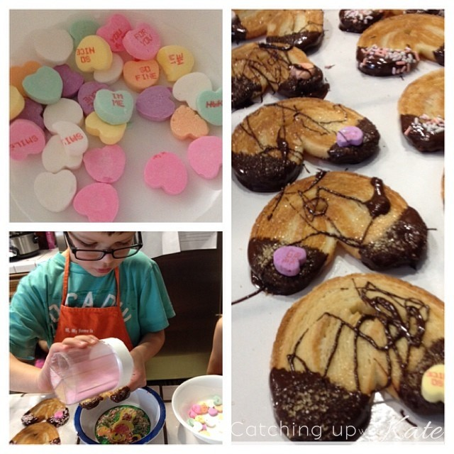 Leftover Valentine's Day Candy Treats