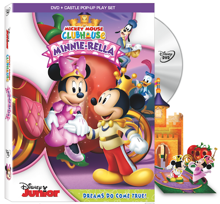 Minnie-Rella – Dreams Do Come True!