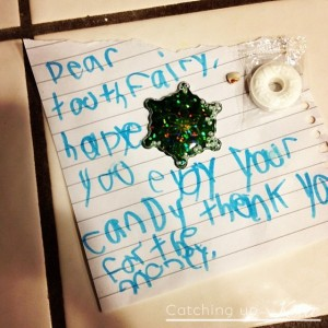 The truth about the Tooth Fairy.
