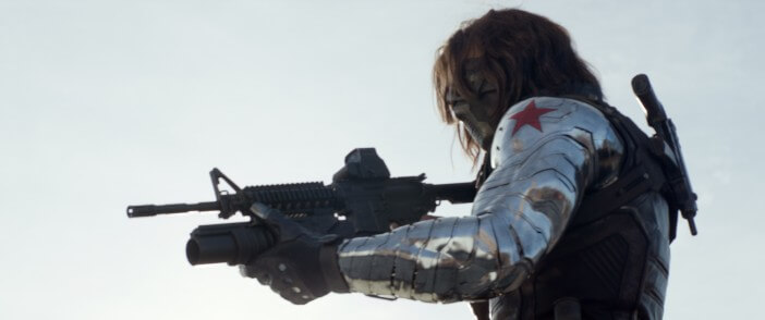 captain- america the winter soldier in action