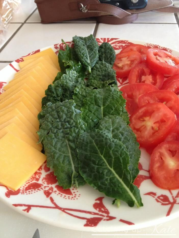 cheese-kale-tomatoes