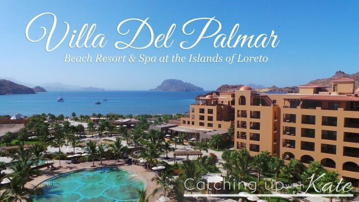 Villa Del Palmar Beach Resort & Spa at the Islands of Loreto, B.C.S. Mexico