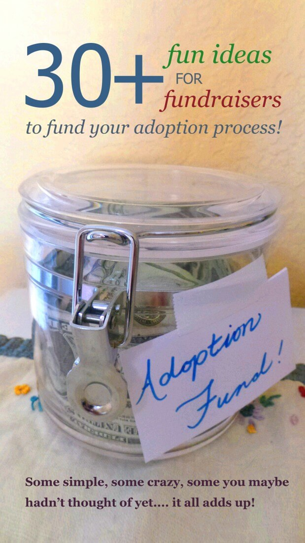 Adoption Fundraising Ideas 30 Adoption Fundraising Ideas Information