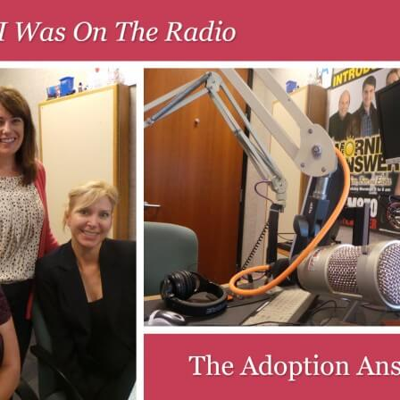 The adoption answer show